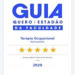 Guia Quero / Estadão da Faculdade - Terapia Ocupacional Bacharelado (5) estrelas amarelas - Universidade Federal do Paraná - Curitiba - 2020